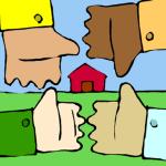Famiglie e singoli solidali