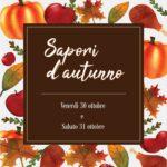 Cena solidale 'Sapori d'autunno'